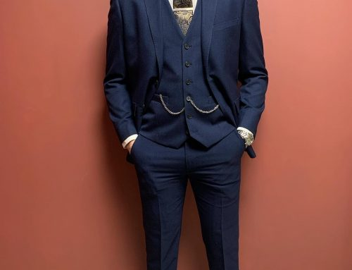 How To Make The Groom Stand Out Part.2 ft The New Harcourt Suit.